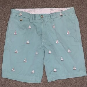 Polo slim fit short